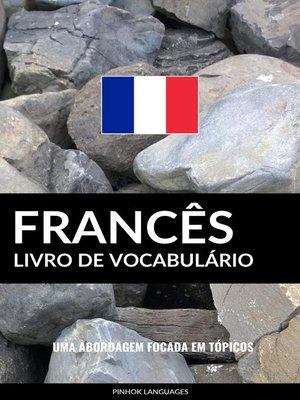 cover image of Livro de Vocabulário Francês