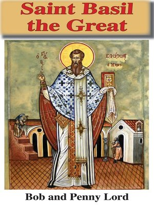 cover image of Saint Basil the Great