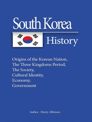 cover image of South Korea History