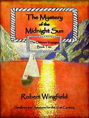 cover image of The Mystery of the Midnight Sun