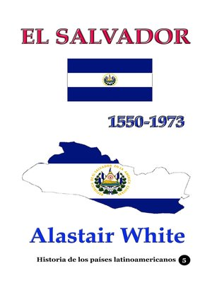 cover image of El Salvador 1550-1973