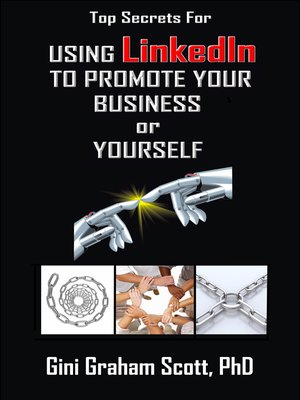 cover image of Top Secrets for Using LinkedIn to Promote Your Business or Yourself