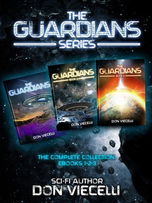 cover image of The Guardians Series, the Complete Collection, EBooks 1,2,3