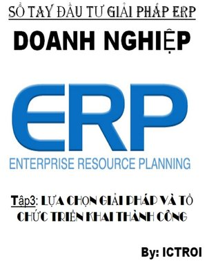 cover image of Lựa chọn giải pháp và tổ chức triển khai