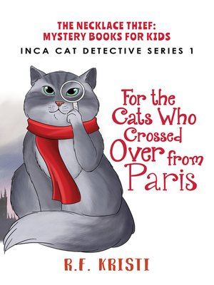 cover image of The Cats Who Crossed Over from Paris
