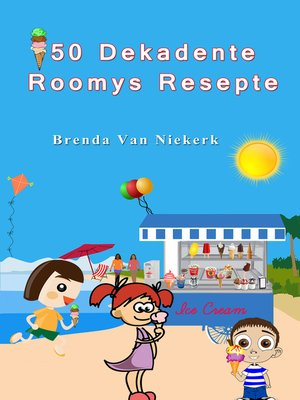 cover image of 50 Dekadente Roomys Resepte