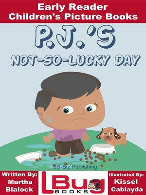 cover image of P.J.'s Not-So-Lucky Day