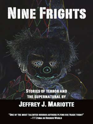 cover image of Nine Frights