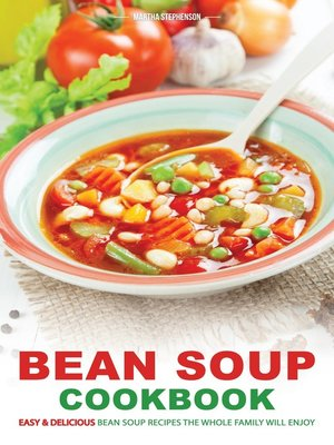 cover image of Bean Soup Cookbook