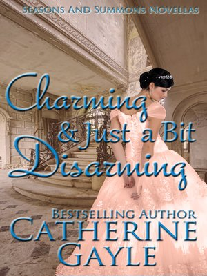 cover image of Charming and Just a Bit Disarming