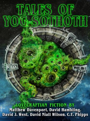 cover image of Tales of Yog-Sothoth