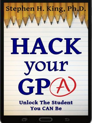 cover image of Hack Your GPA