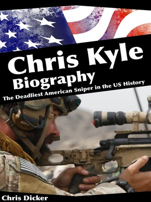 cover image of Chris Kyle Biography