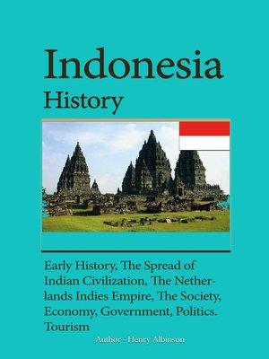 cover image of Indonesia History