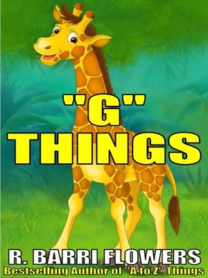 "cover image of ""G"" Things (A Children's Picture Book)"