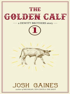 cover image of The Golden Calf