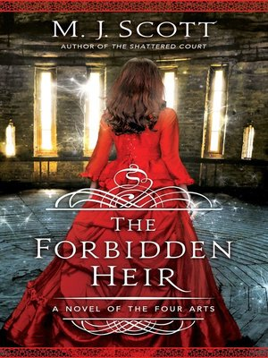 cover image of The Forbidden Heir