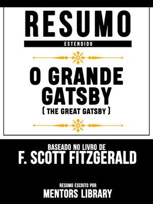cover image of Resumo E Análise