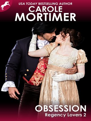 cover image of Obsession (Regency Lovers 2)