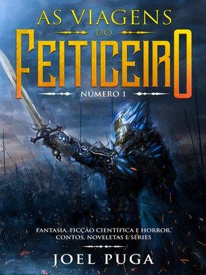cover image of As Viagens do Feiticeiro número 1