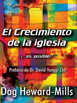 cover image of El Crecimiento de la Iglesia