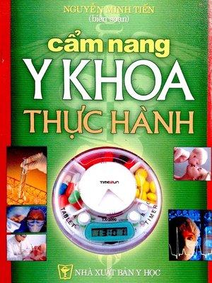 cover image of Cẩm nang Y khoa Thực hành