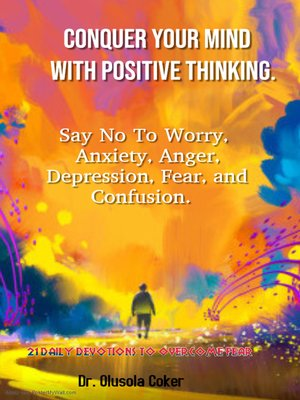 cover image of Conquer Your Mind With Positive Thinking