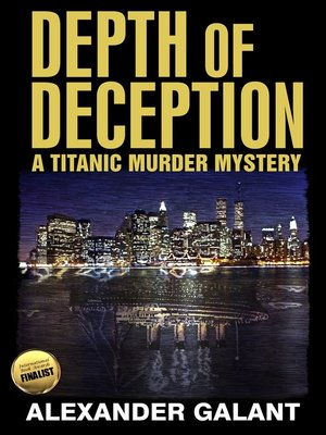 cover image of Depth of Deception (A Titanic Murder Mystery)