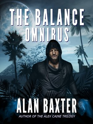 cover image of The Balance Omnibus