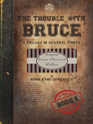 cover image of The Trouble With Bruce
