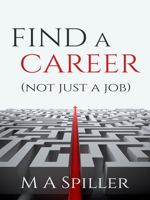 cover image of Find a Career (Not Just a Job)