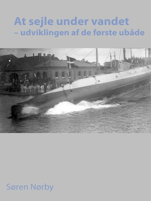 cover image of At sejle under vandet