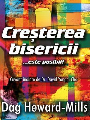 cover image of Creșterea Bisericii
