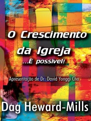 cover image of O Crescimento da Igreja