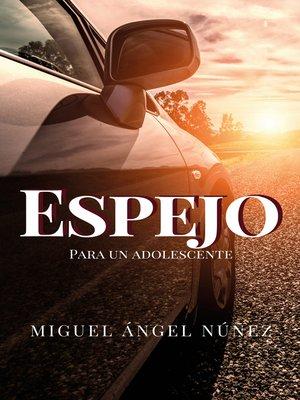 cover image of Espejo para un adolescente