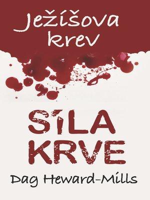 cover image of Síla Krve