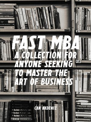 cover image of Fast MBA