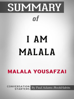 cover image of Summary of I Am Malala