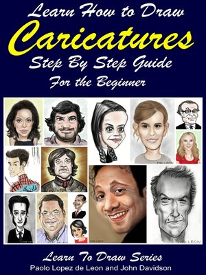 cover image of Learn How to Draw Caricatures