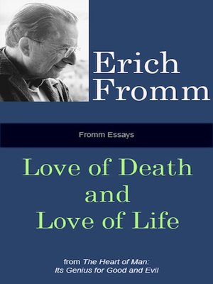 Erich Fromm Overdrive Rakuten Overdrive Ebooks Audiobooks And
