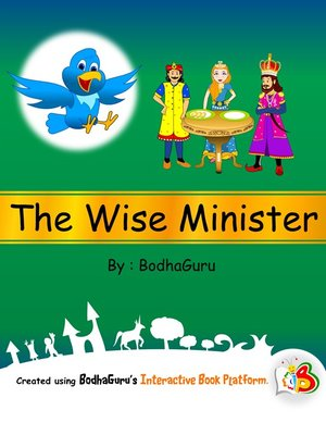 cover image of The Wise Minister