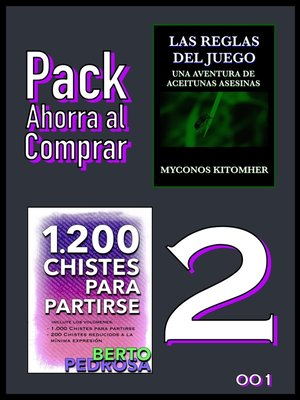 cover image of Pack Ahorra al Comprar 2