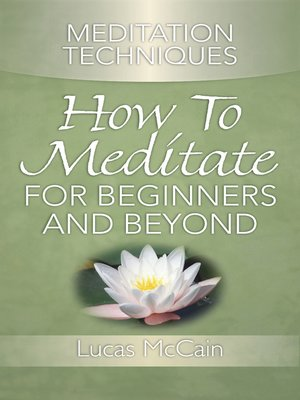 cover image of Meditation Techniques