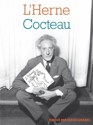cover image of Cahier Cocteau