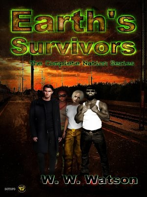 cover image of Earth's Survivors Box Set