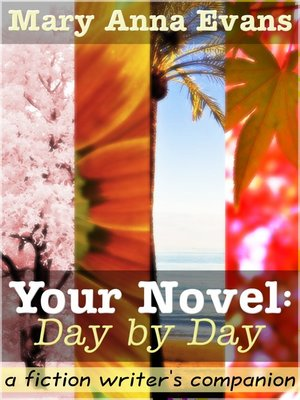 cover image of Your Novel, Day by Day