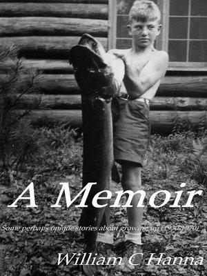 cover image of A Memoir