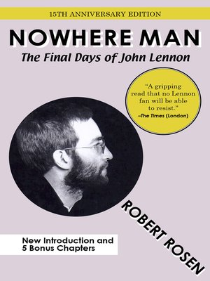 cover image of Nowhere Man