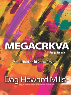 cover image of Megacrkva