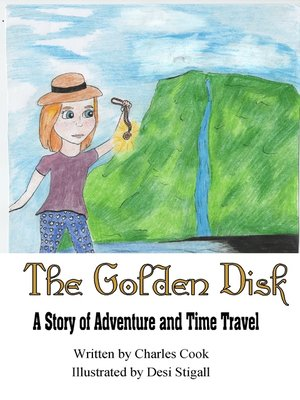 cover image of The Golden Disk